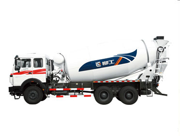 柳工YZH5255GJB混凝土搅拌运输车