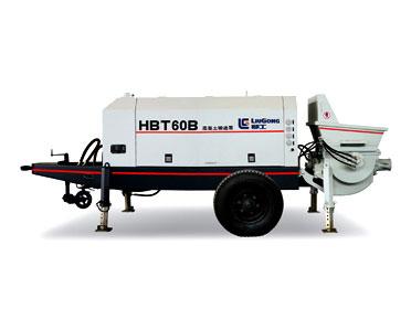 柳工HBT60B输送泵