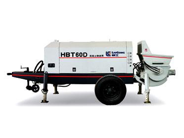 柳工HBT60D输送泵