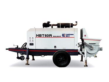 柳工HBT60R输送泵