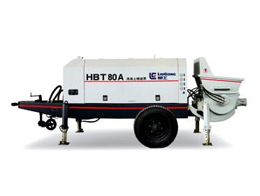 柳工HBT80A输送泵