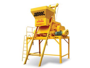 柳工JS500C搅拌机