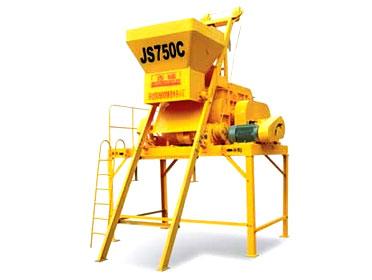 柳工JS750C搅拌机