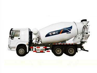 柳工YZH5250GJB混凝土搅拌运输车