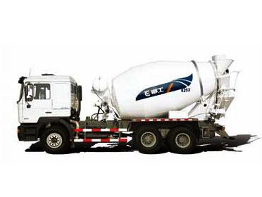 柳工YZH5253GJB混凝土搅拌运输车