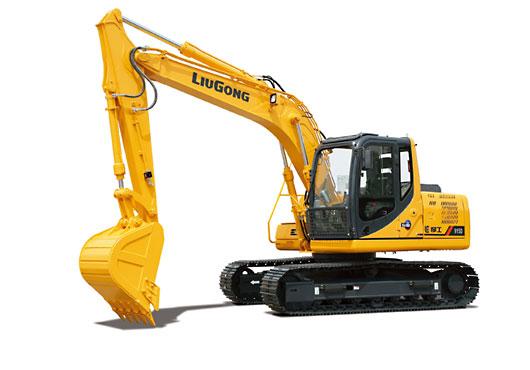 柳工915D挖掘机