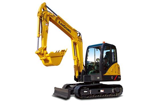 柳工906C挖掘机
