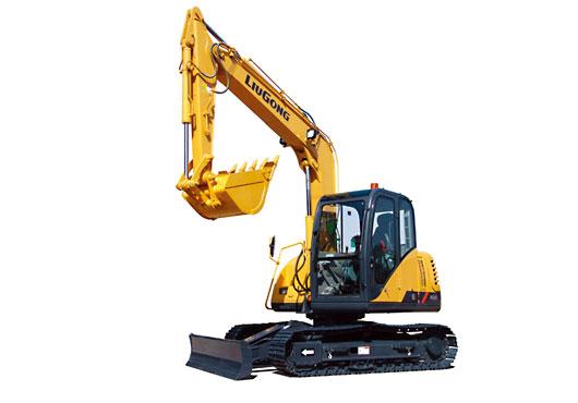 柳工908C挖掘机