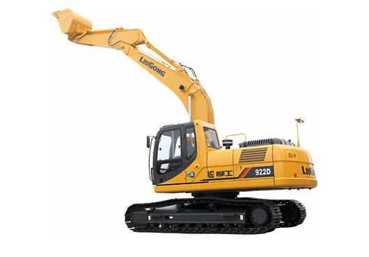 柳工922D挖掘机