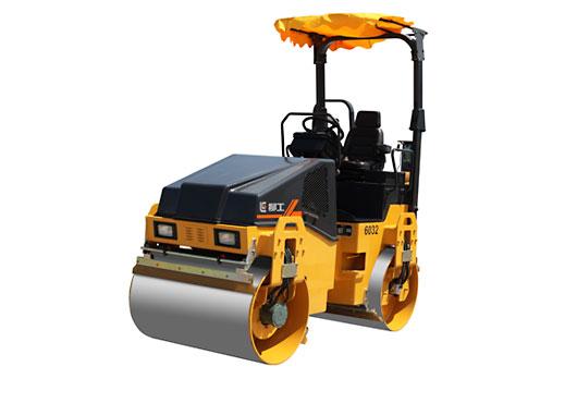 柳工CLG6032久保田-小型养护双钢轮压路机
