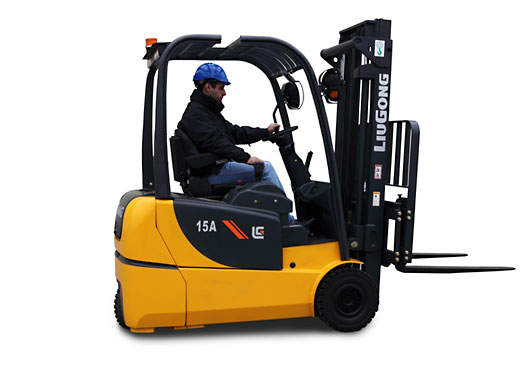 柳工CLG2015AT电动叉车