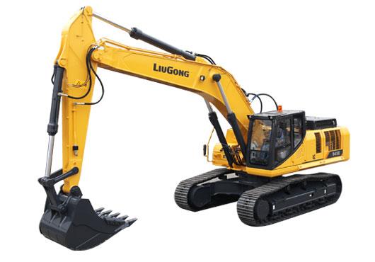柳工935D挖掘机