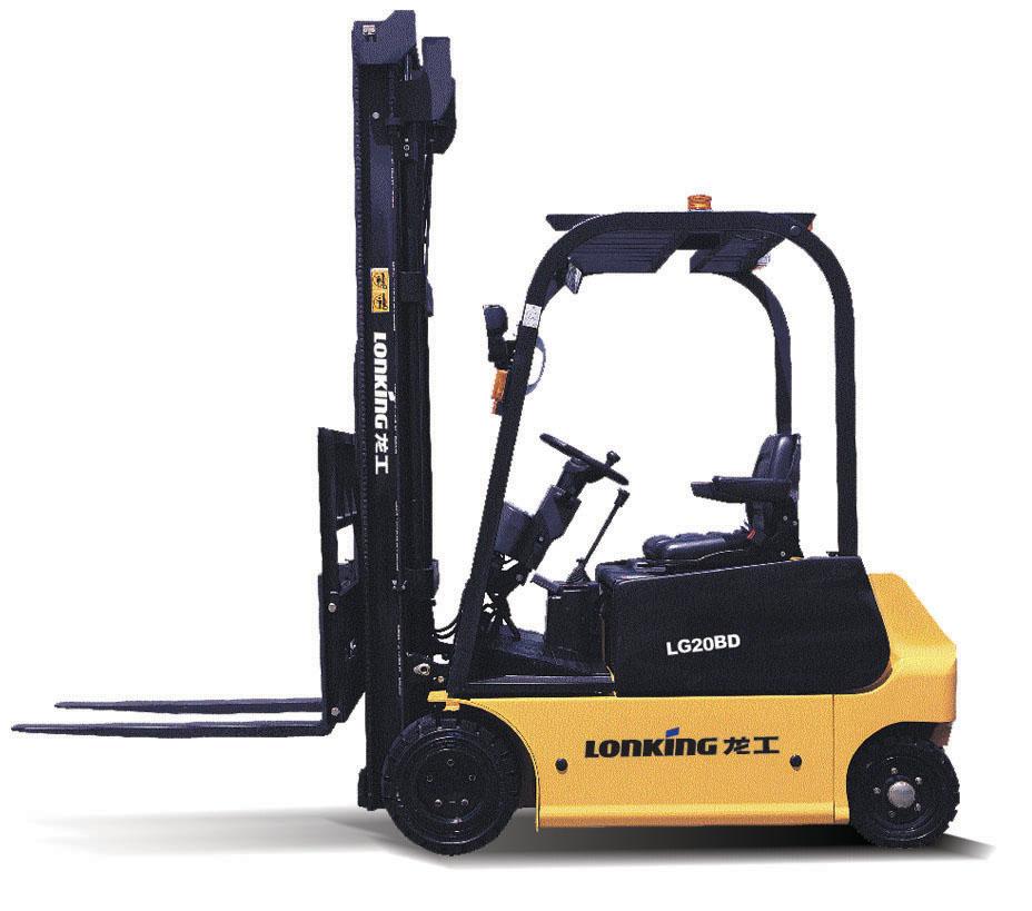 龙工LG15BD/LG18BD/LG20BD蓄电池平衡重式叉车
