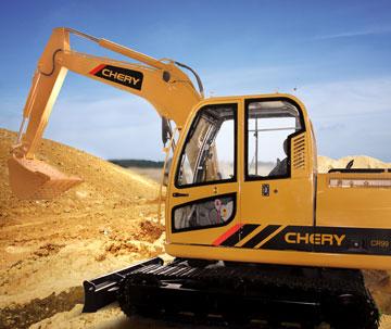 奇瑞迪凯重科CR99挖掘机图片