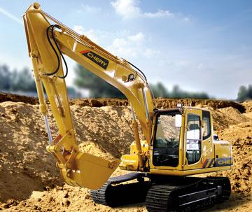 奇瑞迪凯重科CR915挖掘机图片