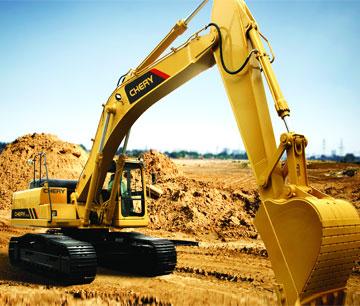 奇瑞迪凯重科CR936挖掘机图片