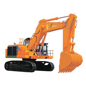 日立EX1200-5D正铲挖掘机