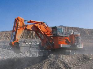 日立EX3600-6挖掘机