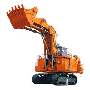 日立EX5500-5正铲挖掘机