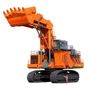日立EX8000正铲挖掘机