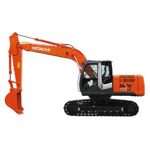 日立ZX160LC-3挖掘机