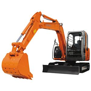 日立ZX60挖掘机