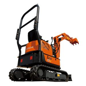 日立ZX10U-2挖掘机