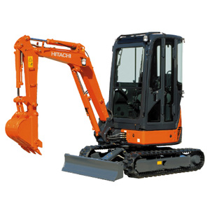 日立ZX22U-2挖掘机
