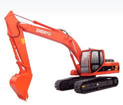 熔盛机械ZY210挖掘机