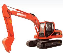 熔盛机械ZY150挖掘机图片