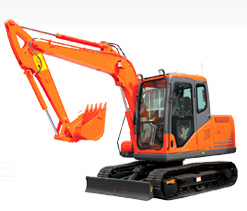 熔盛机械ZY65挖掘机