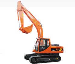 熔盛机械ZY260挖掘机