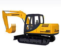 熔盛机械RS85挖掘机