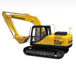 熔盛机械RS170挖掘机