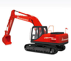 熔盛机械RS220挖掘机