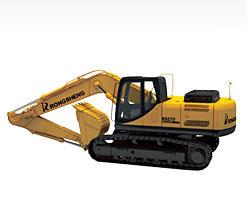 熔盛机械RS270挖掘机