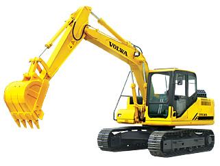 沃尔华DLS130-9挖掘机