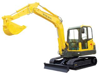 沃尔华DLS865-9B挖掘机