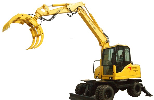 沃尔华DLS875-9A轮式挖掘机(甘蔗装载机)