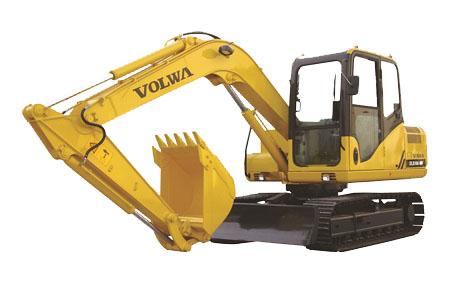 沃尔华DLS100-9B挖掘机