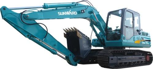 山河智能SWE150LC挖掘机