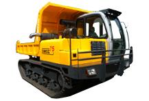 山河智能SWCC75自卸卡车