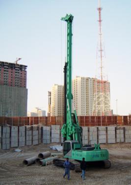 上海金泰SD12W多功能钻机