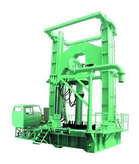上海金泰GD-25全液压大口径钻机