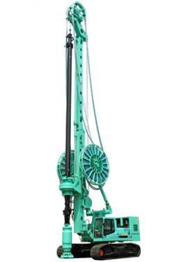 上海金泰SH25H全液压大口径钻机