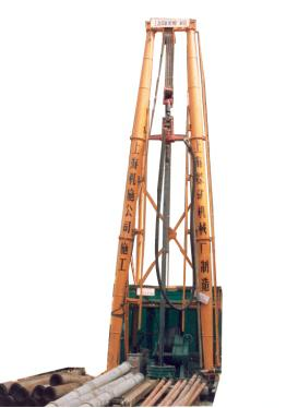 上海金泰GPS-10工程钻机图片