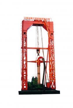 上海金泰GPS-25D工程钻机图片
