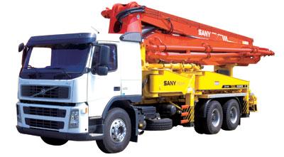 三一SY5296THB 37ⅢB泵车