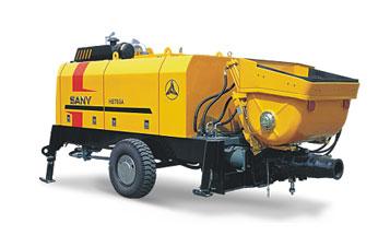 三一HBT60A-1406DⅢ拖泵