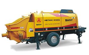 三一HBT40C-1408ⅢA拖泵